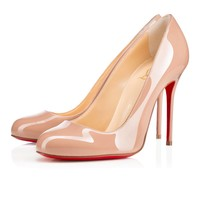 CHRISTIAN LOUBOUTIN Fifi nude pumps 100mm