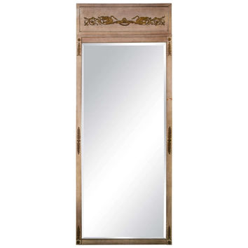 19th C French regency Style Mirror
