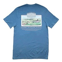 Augusta Historic Fruitlands Tee by Peach State Pride