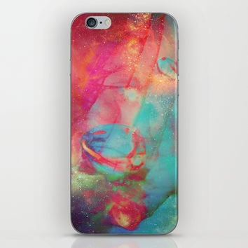 AURORA iPhone & iPod Skin by Adaralbion