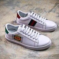 GUCCI Ace Embroidered Low Top Sneaker #2 - Best Online Sale