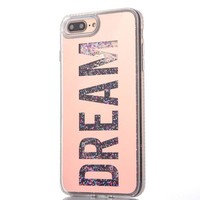 Glitter Quicksand Case IPhone