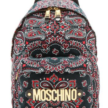 Moschino Bandana Backpack