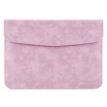 Contracted Style Business Notebook Sleeves/Computer Package 13'' (Purple)