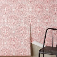 Elisir Diamonds Wallpaper by Laundry Studio for Hygge & West