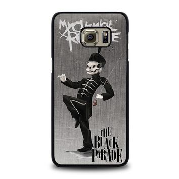 my chemical romance black parade samsung galaxy s6 edge plus case cover  number 1