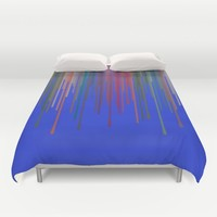 vosak Duvet Cover by Trebam | Society6