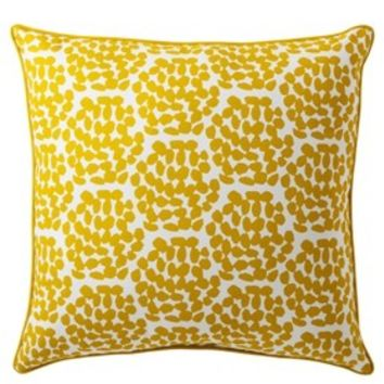 Room Essentials® Oversized Dots Toss Pillow - 24x24""