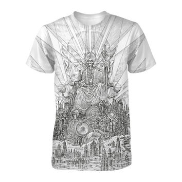 SPIRIT SUBLIMATED TEE | Apparel | Ghost
