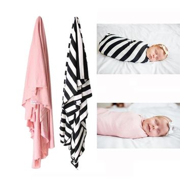 Swaddle Receiving Blanket Newborn Infant