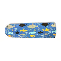 """Fish Frenzy Swimming Shark 52"""" Ceiling Fan BLADES ONLY"""