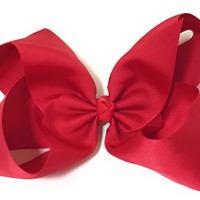 Girls Giant Cheer and Dance Hair Bow