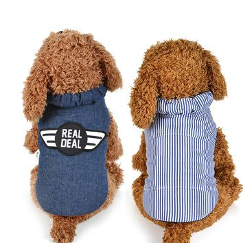 Dogs jackets - Double-sided
