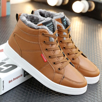 Winter Fashion Shoes Men's Shoes [9462348743]