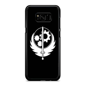 Fallout Brotherhood Of Steel Samsung Galaxy S8 Case
