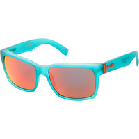 Von Zipper Elmore Teal & Galactic Glo Spaceglaze Sunglasses