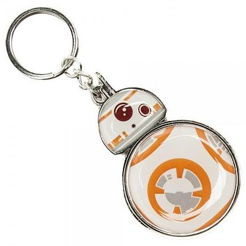 Star Wars 7 BB8 Keychain