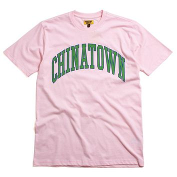 Collegiate T-Shirt Pink