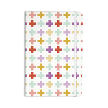 "Pellerina Design ""Mint Orchid Plus"" Multicolor Everything Notebook"