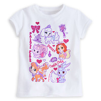 Palace Pets Tee for Girls