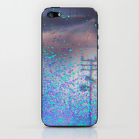 road to the dream iPhone & iPod Skin by Marianna Tankelevich