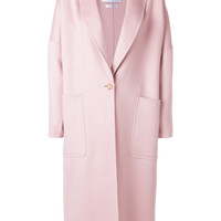 Max Mara Peak Lapel Coat - Farfetch