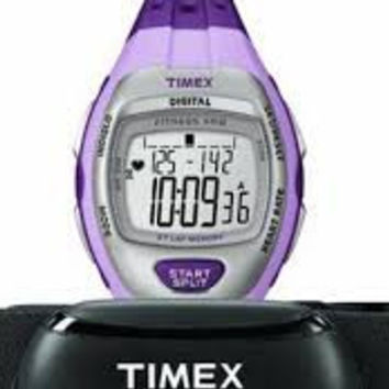 Timex Trainer Digital Hear-Rate Monitor Watch and Chest Strap