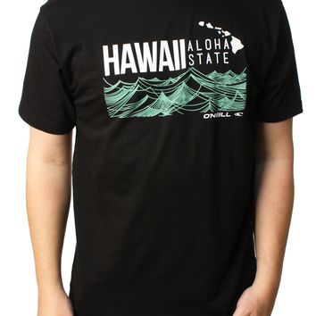 O'Neill Men's High Tide Graphic T-Shirt