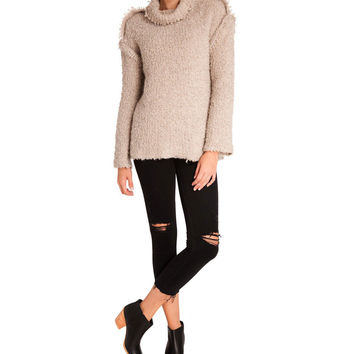 IRO Cliff Turtleneck Sweater