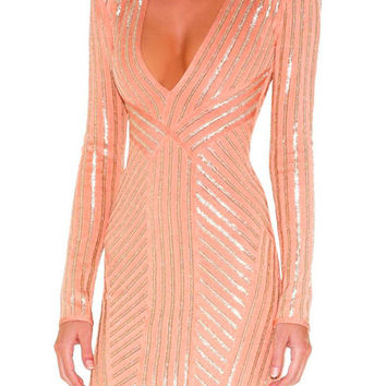 Beverly Bandage Dress