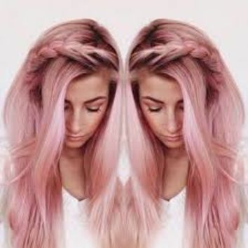 pink hair - Google Search