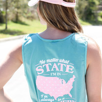 Southern Darlin' – State Of Mind Tank