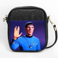 Live Long and Prosper Crossbody