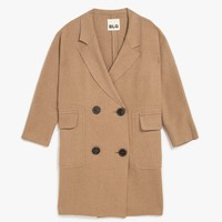 Thin Lapel Paris Coat