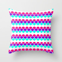 Easter Bunny Inventory Throw Pillow by RichCaspian