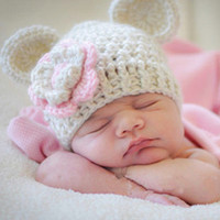 Handcrafts Children Baby Winter Hats [4919673412]