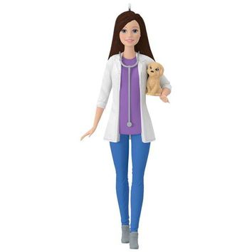 Barbie™ Veterinarian Ornament