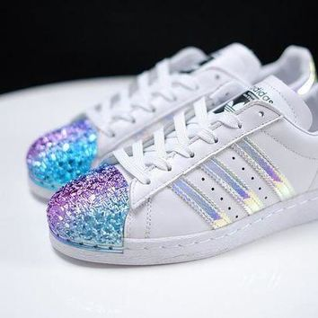 PEAPGE2 Beauty Ticks Adidas Superstar 80s Metal Toe J