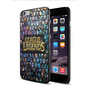 League of Legends Champions for iPhone 6 plus