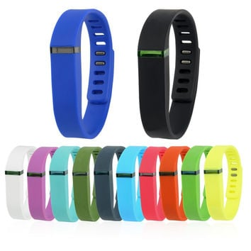 2016 New Large And Small Replacement Wrist Band & Clasp For Fitbit Flex Bracelet free shipping