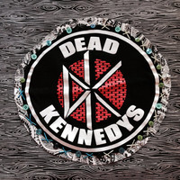 Large Dead Kennedys Punk Patch