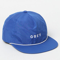 OBEY Vintage Fiend Snapback Hat at PacSun.com