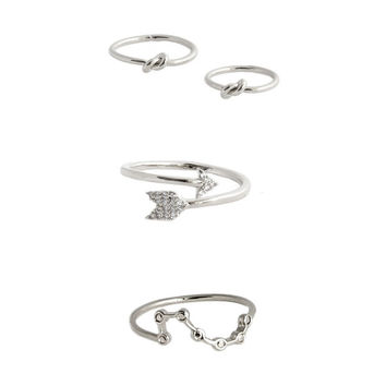 Karma Ring Set