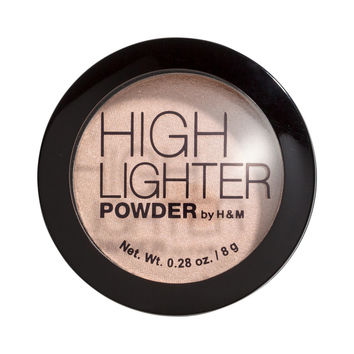 H&M - Highlighter - Light beige - Ladies