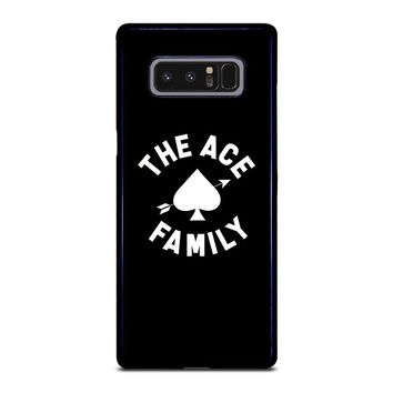 ACE FAMILY LOGO Samsung Galaxy Note 8 Case Cover