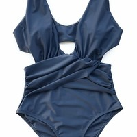 Cupshe Endless Love V-neck One-piece Swimsuit