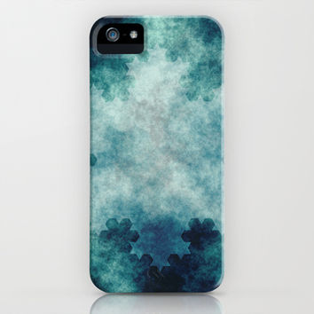 Snowflake iPhone & iPod Case by Anchor Eight