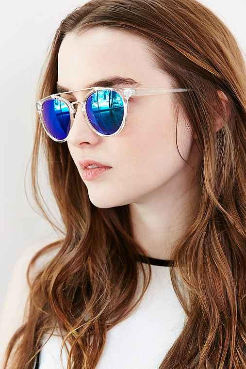Future Babe Brow Bar Sunglasses from Urban Outfitters   Quick 3016eb8b15