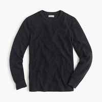J.Crew Mens Tall Long-Sleeve Thermal T-Shirt