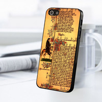 Painting Chaucer iPhone 5C Case